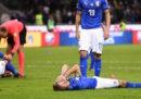 L'Italia non andrà ai Mondiali