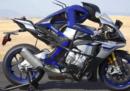 Valentino Rossi ha battuto una moto che si guida da sola, progettata da Yamaha