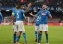 Dove vedere Napoli-Milan in streaming e in direta tv