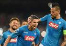 Dove vedere Chievo-Napoli in streaming o in tv