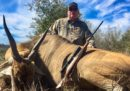 In Texas c'è un posto dove si possono uccidere animali esotici in via d'estinzione