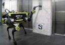 Prima di comandarci tutti, i robot impararono a prendere l'ascensore