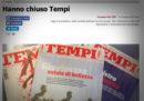 Il settimanale cattolico Tempi chiude