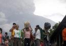 C'è di nuovo preoccupazione per il vulcano di Bali
