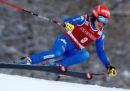 La sciatrice italiana Federica Brignone ha vinto il gigante di coppa del mondo, a Lienz