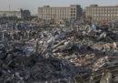 I quartieri di Pechino sgomberati e demoliti