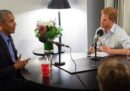 L'intervista del principe Harry a Barack Obama per BBC