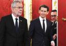 Il prossimo governo austriaco sarà molto di destra