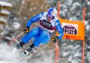 L'italiano Dominik Paris ha vinto la discesa libera di Bormio, quarta prova della Coppa del Mondo di sci