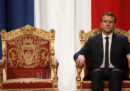 Emmanuel Macron ci ha messo poco