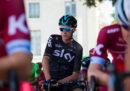 Chris Froome è stato trovato positivo a un controllo antidoping