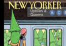 La copertina del New Yorker disegnata da Tom Gauld