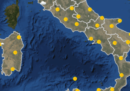 Le previsioni meteo in Italia per mercoledì 6 dicembre