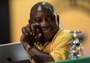 Il maggiore partito sudafricano ha scelto come suo nuovo presidente Cyril Ramaphosa, oggi vicepresidente del Sudafrica