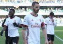 L'orribile settimana del Milan