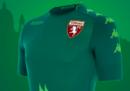 La maglia con cui stasera il Torino ricorderà la Chapecoense