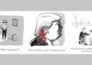 Le vignette del New Yorker che sono piaciute di più su Instagram quest'anno