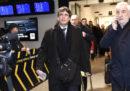 L'ex presidente catalano Carles Puigdemont è arrivato in Danimarca, rischia l'arresto
