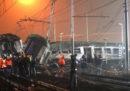 Il macchinista del treno deragliato a Milano dice di non essersi accorto che stava viaggiando fuori dai binari