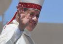 Il Papa ha mandato un inviato in Cile per fare approfondimenti sui casi di pedofilia che coinvolgono il vescovo Barros
