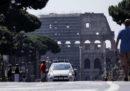 Il blocco del traffico domani a Roma
