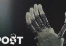 Questa mano bionica può