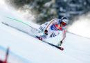 Il tedesco Thomas Dressen ha vinto la gara di discesa libera nella tappa di Coppa del Mondo di sci di Kitzbühel