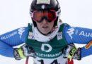 La sciatrice Elena Fanchini ha detto di avere un tumore