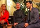 Michelle Hunziker e Pierfrancesco Favino condurranno il prossimo Festival di Sanremo insieme a Claudio Baglioni