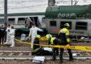 Le indagini sull'incidente ferroviario fuori Milano