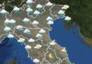 Le previsioni del tempo per sabato 6 gennaio