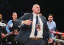 Tyson Fury sta tornando (o almeno ci prova)