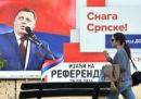 La nuova vita del presidente della Bosnia serba