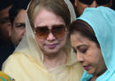 L'ex prima ministra del Bangladesh, Khaleda Zia, è stata condannata a cinque anni per peculato