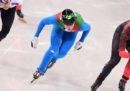 Arianna Fontana ha vinto la medaglia di bronzo nei 1.000 metri dello short track