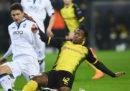 Atalanta-Borussia Dortmund di Europa League in streaming e in diretta TV