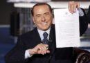Cosa c'è nel nuovo contratto con gli italiani firmato da Silvio Berlusconi