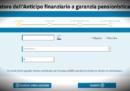 Il simulatore dell'INPS per chi vuole chiedere l'anticipo pensionistico (APE)