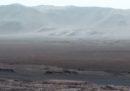 Tutta la strada che ha fatto Curiosity su Marte in una fotografia