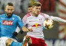 Il Napoli è stato eliminato dall'Europa League
