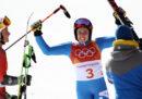 Federica Brignone ha vinto la medaglia di bronzo nello slalom gigante alle Olimpiadi invernali