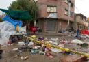 Otto persone sono morte per un'esplosione durante una parata di carnevale in Bolivia