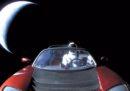Che fine farà la Tesla nello Spazio?