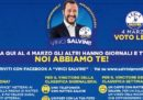 Potete vincere un caffè con Matteo Salvini (Volete?)