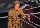 Il discorso che resterà dopo questi Oscar l'ha fatto Frances McDormand
