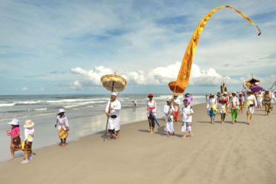 Spiaggia di Petitenget, Bali, Indonesia