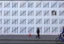 Il nuovo murale di Banksy, dedicato a un'artista curda