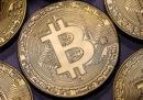 Il valore dei bitcoin è sceso ai livelli minimi da ottobre 2017