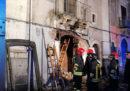 C'è stata un'esplosione in una palazzina di Catania