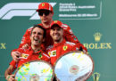 Sebastian Vettel ha vinto il Gran Premio d'Australia